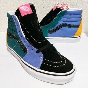Vans Sk8-Hi Mix & Match High Top Skate Sneakers